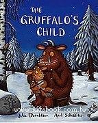 機智老鼠與GRUFFALO繪本:THE GRUFFALO'S CHILD( 平裝本)