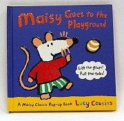 小鼠波波翻拉書:Maisy goes to the playground