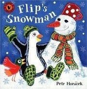 跳跳企鵝寶寶故事繪本:Flip's Snowman(現貨數量:1)