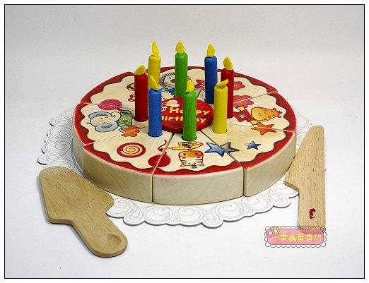 內頁放大:家家酒遊戲:派對蛋糕組