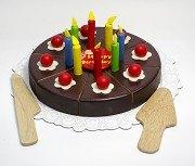 家家酒遊戲:巧克力蛋糕組