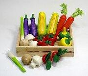 家家酒遊戲:綜合蔬菜組