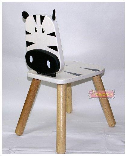 內頁放大:可愛動物造型椅:小斑馬