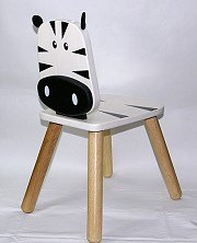 可愛動物造型椅:小斑馬