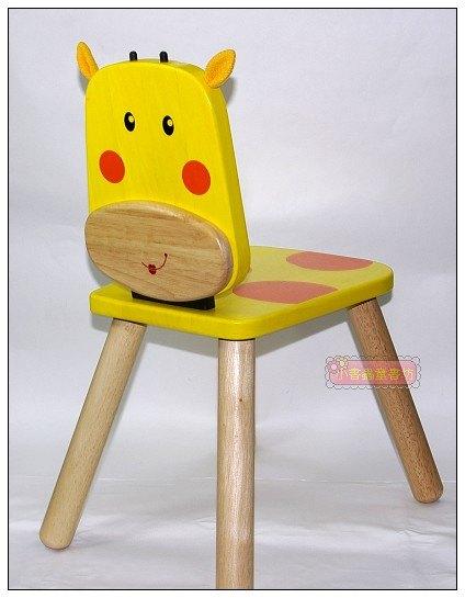 內頁放大:可愛動物造型椅:小長頸鹿