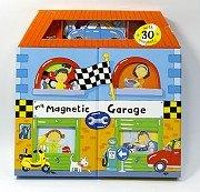 劇場磁鐵書:My Magnetic Garage
