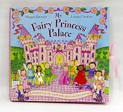 花仙子豪華立體劇場遊戲書:My Fairy Princess Palace