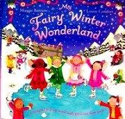 花仙子豪華立體劇場遊戲書2:Fairy Winter Wonderland