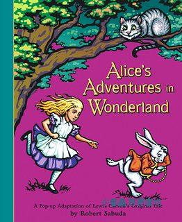 Alice,s Adventures in Wonderland (愛麗絲夢遊仙境):名家立體書