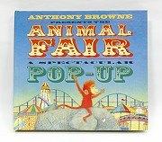 名家立體書:Animal Fair:A Spectacular Pop-up(動物博覽會)