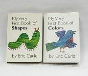 艾瑞卡爾遊戲書:My Very First Book 二合一