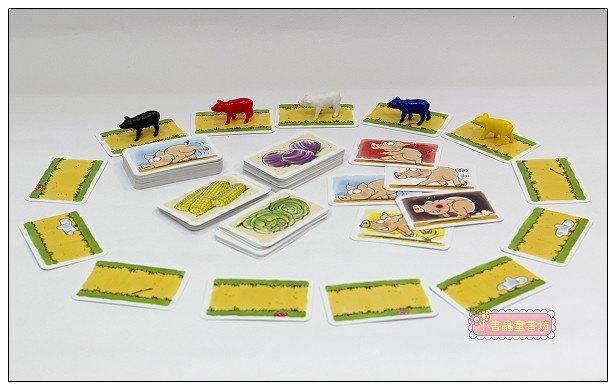 內頁放大:賽豬:紙牌桌遊(中階)