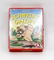 德國家庭益智遊戲:賽豬俱樂部(嘔吐豬)