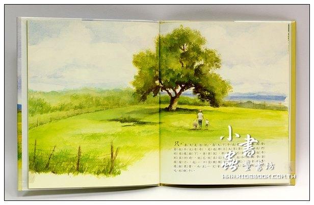 內頁放大:環保繪本(中階)艾莉絲的樹 <親近植物繪本>(85折)