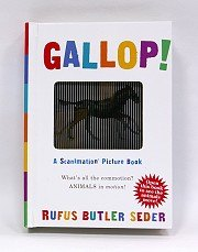 驚奇動畫書1:GALLOP!