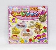 日本摺紙材料包:美味蛋糕1(中級)現貨數量:4