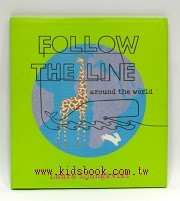 Follow the line 3:around the world