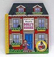 娃娃屋劇場書1:甜蜜的家LETS PRETEND: ROSIES DOLLS HOUSE