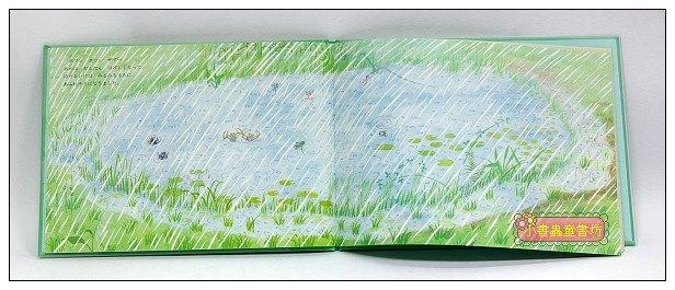 內頁放大:柳樹村昆蟲繪本7:水草村和水邊村(日文版,附中文翻譯)