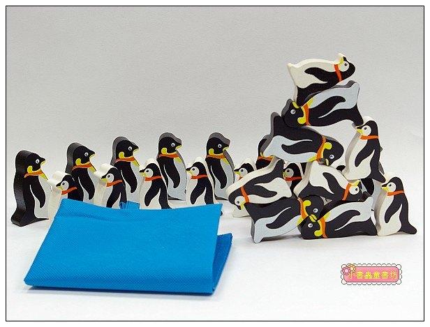 內頁放大:企鵝骨牌、平衡堆疊組