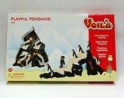 企鵝骨牌、平衡堆疊組
