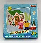 娃娃屋:冬季遊戲組(絕版商品)