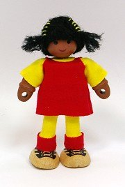 角色扮演人物:女娃娃(S8117)