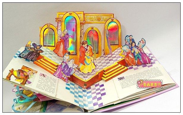 內頁放大:Cinderella(灰姑娘):名家立體書(89折)