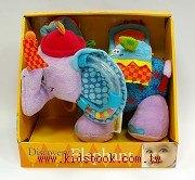 大象學習玩偶(特價品)