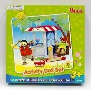 娃娃屋角色扮演:夏季遊戲組(絕版商品)