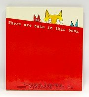 There are cats in this book(平裝本)