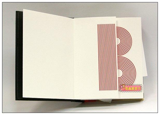 內頁放大:名家立體書:ABC 3D