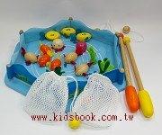 Voila釣魚遊戲組(絕版品)