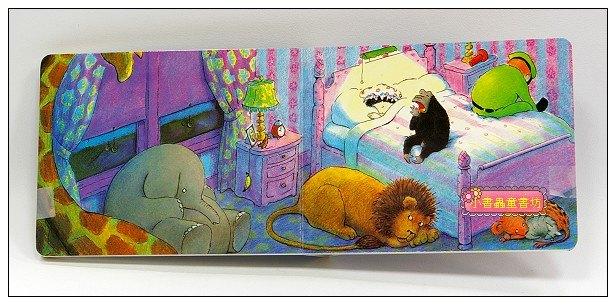 內頁放大:Good Night, Gorilla(晚安,大猩猩)(小本硬頁可愛版)