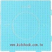 大正方板(透明):小拼豆模板