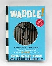 驚奇動畫書3:WADDLE!