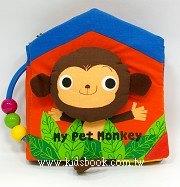布書:MY PET MONKEY 我的猴子(英文版)