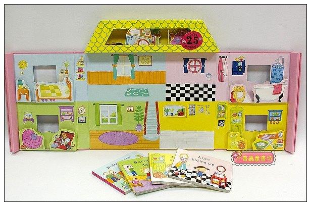 內頁放大:劇場磁鐵書:My Magnetic Playhouse