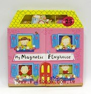 劇場磁鐵書:My Magnetic Playhouse