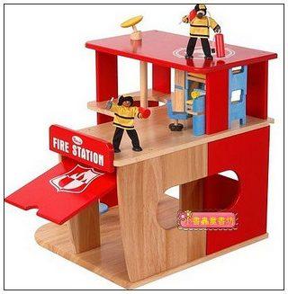 娃娃屋:消防局和消防隊(絕版商品)