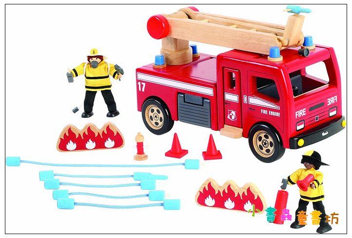內頁放大:消防局角色扮演:消防車和消防隊(絕版商品)