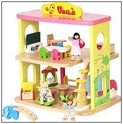 內頁放大:娃娃屋:幼兒園組(絕版商品)