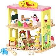 娃娃屋:幼兒園組(絕版商品)