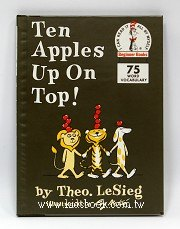 Ten Apples Up on Top!