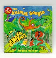 快樂讀唱繪本:The Animal Boogie(平裝書+VCD)