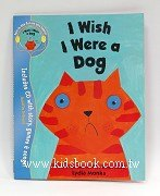 I Wish I Were a Dog(平裝書+CD)