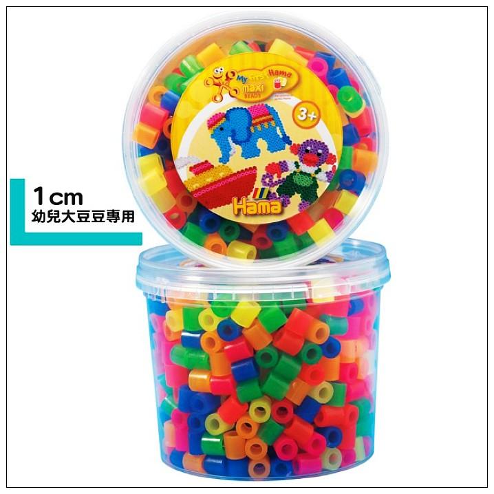 內頁放大:大拼豆補充罐600顆(霓虹色)