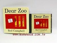 Dear zoo(硬頁翻翻書+CD)