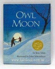 OWL MOON(月下看貓頭鷹)