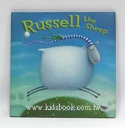 Russell the sheep(小羊羅素睡不著)